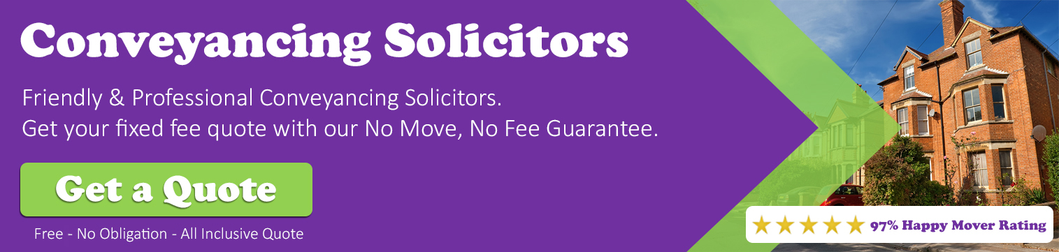Conveyancing Solicitors Quote