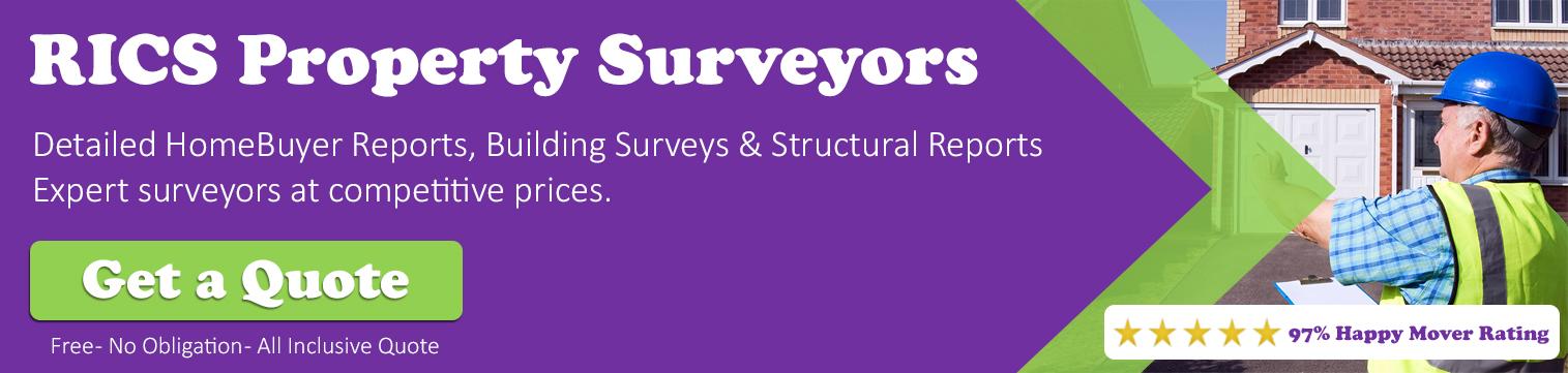Book a HomeBuyer Survey