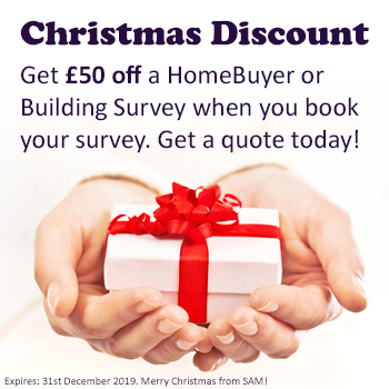 Home Buyer Survey - Christmas 2019 Offer