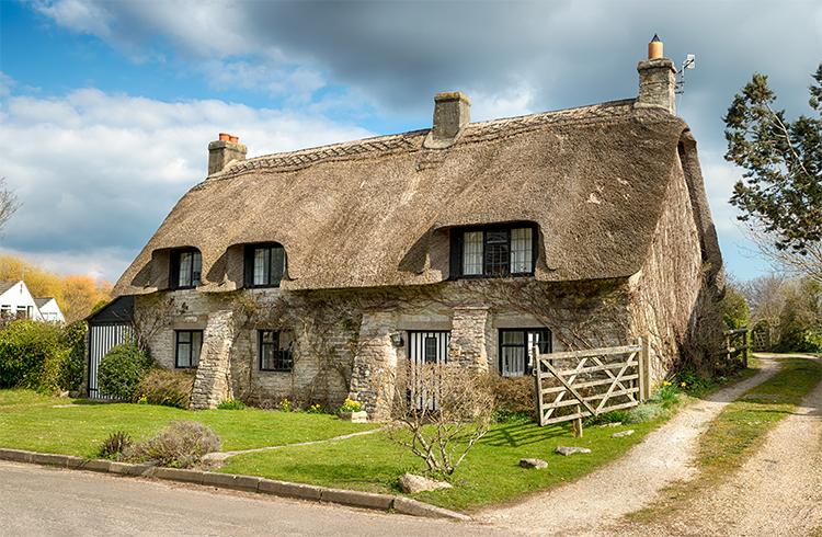 Thatched Roof Properties in Salisbury