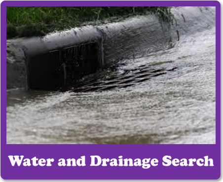 Water and Drainage Search