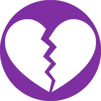 Transfer of Land Ownership due to Divorce from SAM Conveyancing: A broken heart icon